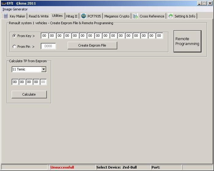 Программы для тюнинга (ключи / иммобилайзер), effi kms 2011, рис. 05
