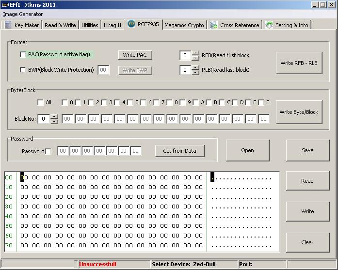 Программы для тюнинга (ключи / иммобилайзер), effi kms 2011, рис. 07