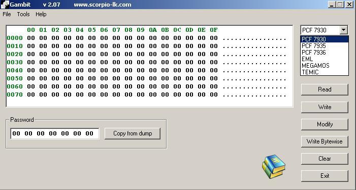 Программы для тюнинга (ключи / иммобилайзер), gambit v207 rfid transporder programming car key maker, рис. 1