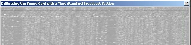 RTL-SDR, прием RTTY / MMTTY, калибровки звуковой карты, тест станции времени DCF77