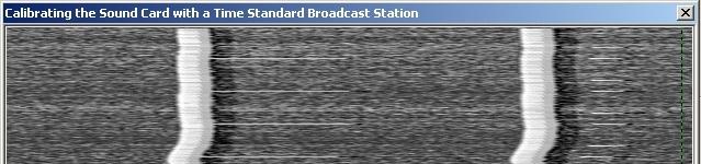 RTL-SDR, прием RTTY / MMTTY, калибровки звуковой карты, тест станции времени RWM