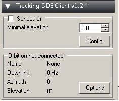 SDRSharp Plugin - Tracking DDE Client v1.2.