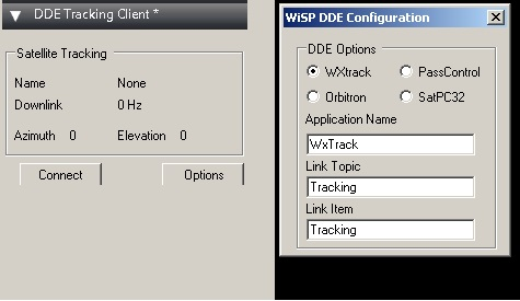 Тест плагина DDE v2017 beta WxTrack Default v1607 в SDRSharp v1716.