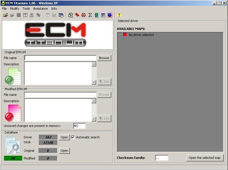 Программы для тюнинга (чип-тюнинг ЭБУ), ecm titanium, рис. 2