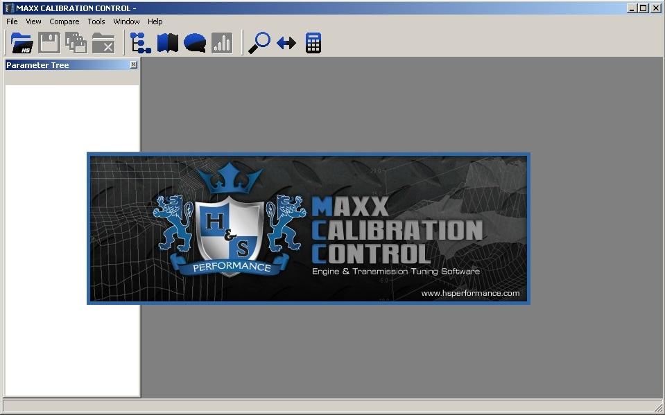 Программы для тюнинга (чип-тюнинг ЭБУ), H&S MCC редактор калибровок