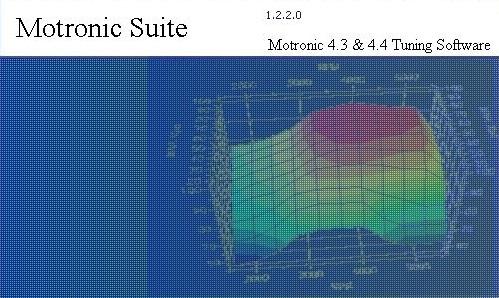 Программы для тюнинга (чип-тюнинг ЭБУ), motronic-suite, рис. 1