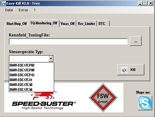 Программы для удаление кодов DTC, отключения EGR, AdBlue
