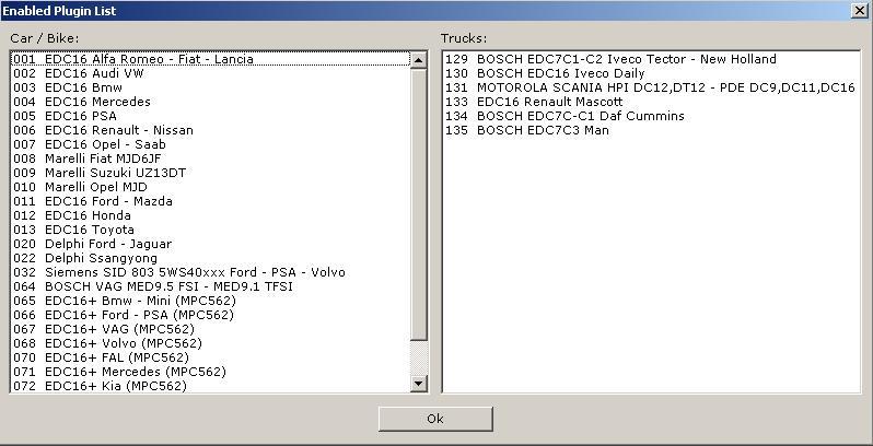 Программы для тюнинга (флэшер / лоадер), bdm100 dimensione sport 555pro, рис. 2