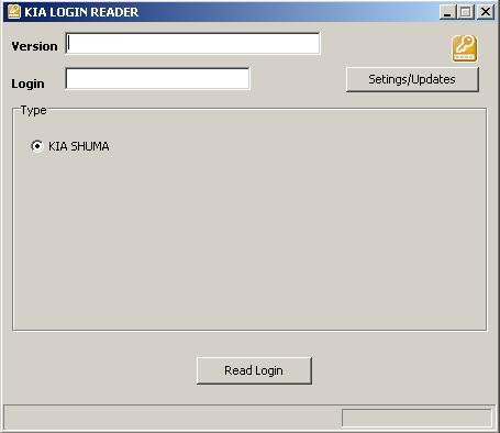 Программы для тюнинга (ключи / иммобилайзер), kia login reader immo