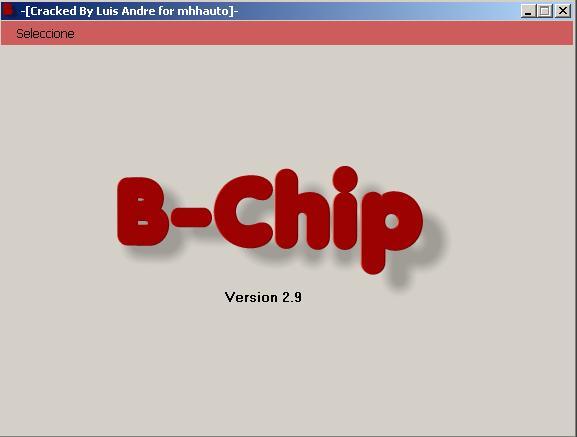 Программы для тюнинга (разные), b chip, рис. 1