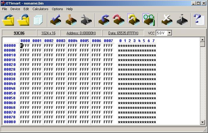 Программы для тюнинга (программаторы микросхем), etsmart usb v100, рис. 2