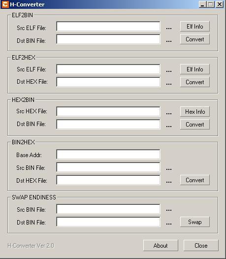 Программы для тюнинга (программаторы микросхем), h jtag converter