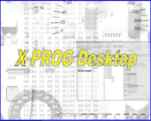 Программы для тюнинга (программаторы микросхем), xprog device programmer desktop, рис. 1
