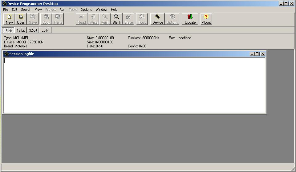 Программы для тюнинга (программаторы микросхем), xprog device programmer desktop, рис. 2