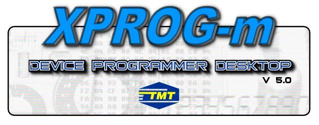 Программы для тюнинга (программаторы микросхем), xprog m v50 device programmer desktop, рис. 1