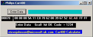 Программы для тюнинга (разблокировка кода радио), philips car400