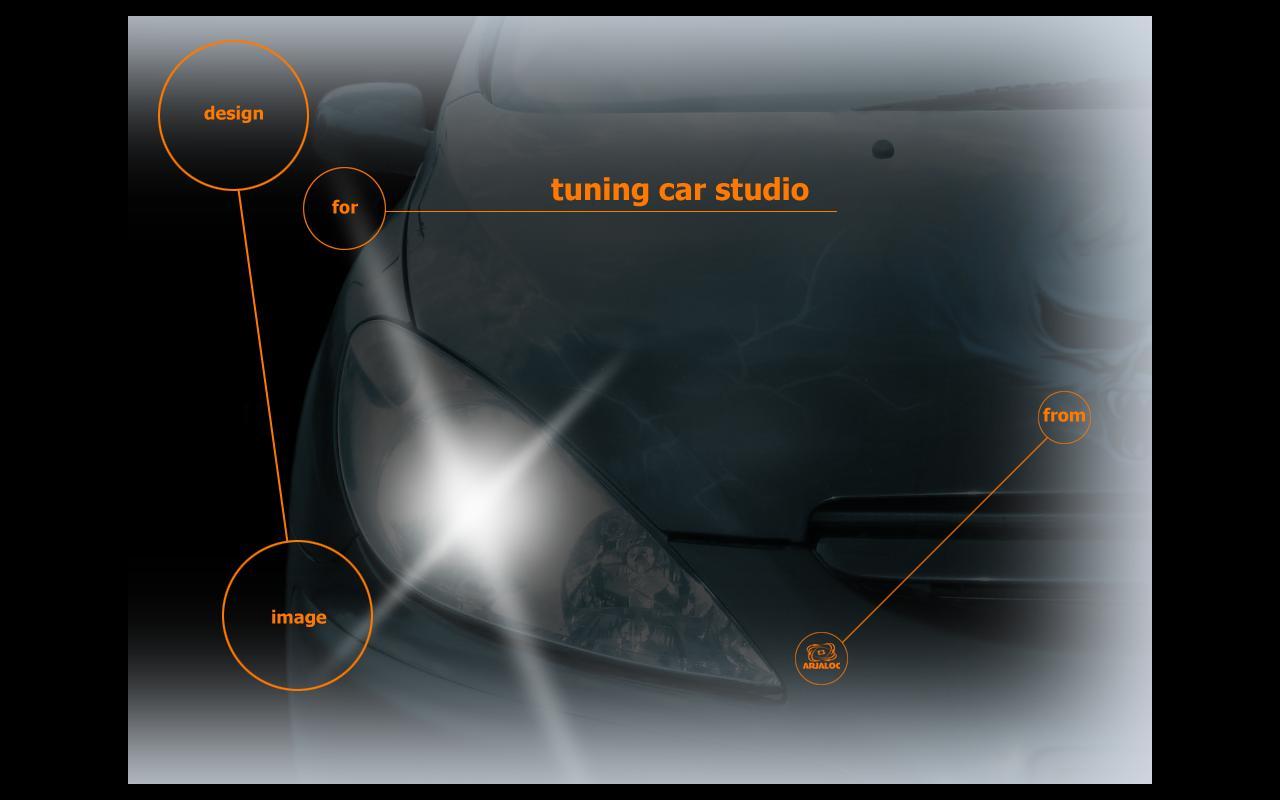 Программы для тюнинга (виртуальный тюнинг), tuning car studio, рис. 1
